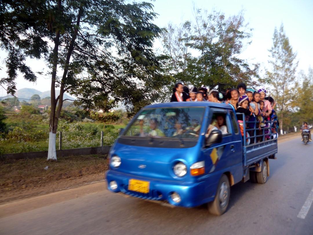 Paikallinen ihmiskuljetuskyyti