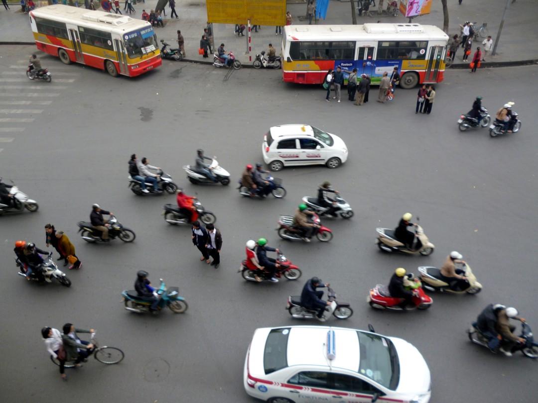 oliks jotain liikennesääntöjä?