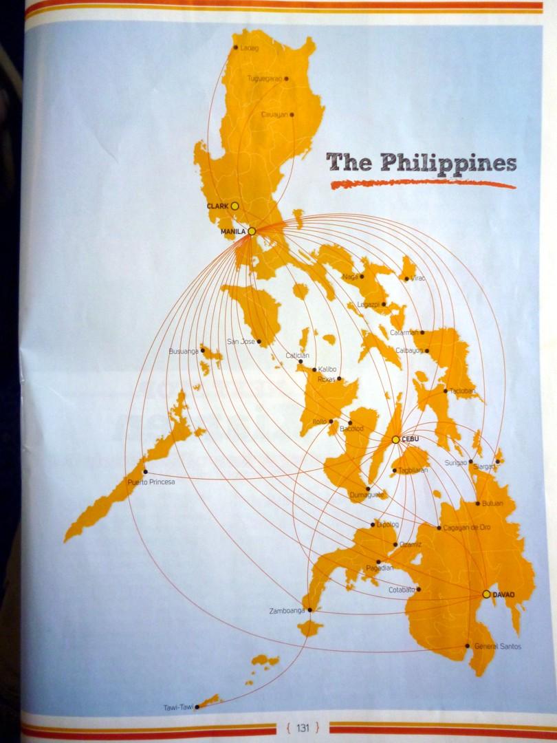 Filppareiden mittava saarimäärä