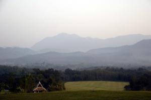 Golf Laos