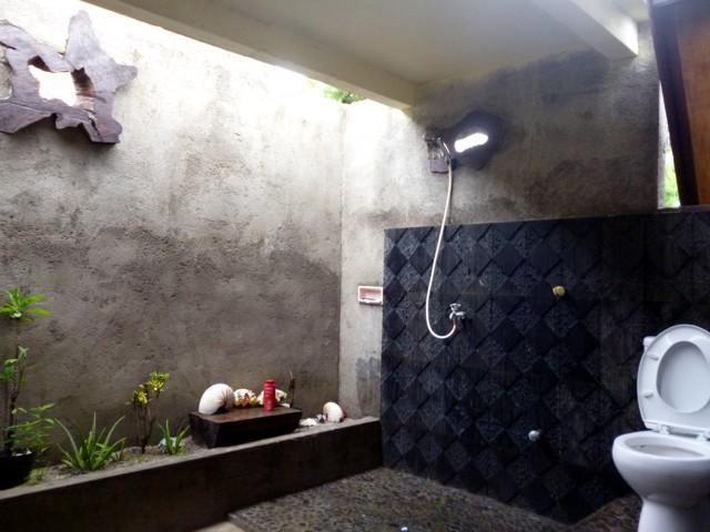 Hyvin ilmastoitu wc
