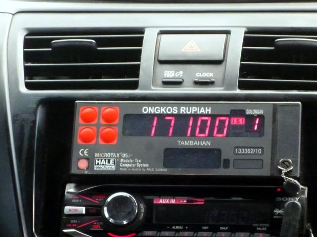 Pikkusen kallis taksimatka: onkos rupia?