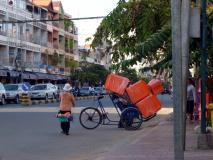 Kambodza, Phnom Penh