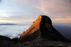 Malesia, Mount Kinabalu